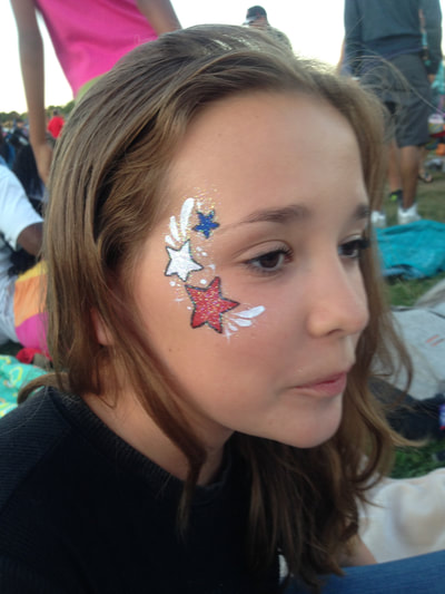 Alley Cat Face Painting A Bay Area Best